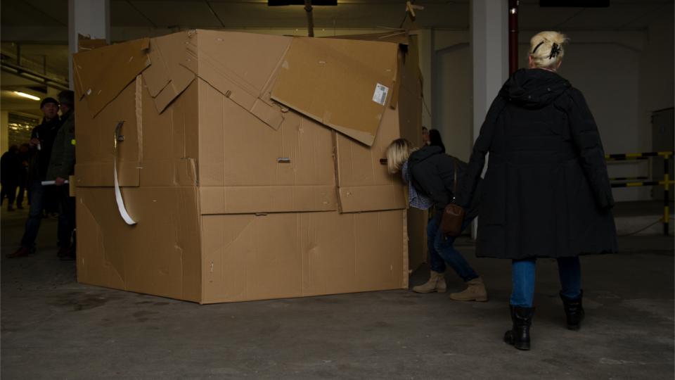 Das Kartonhaus